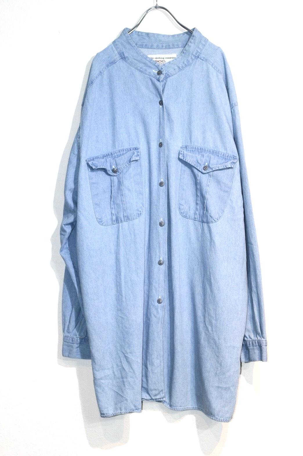 Design denim shirt