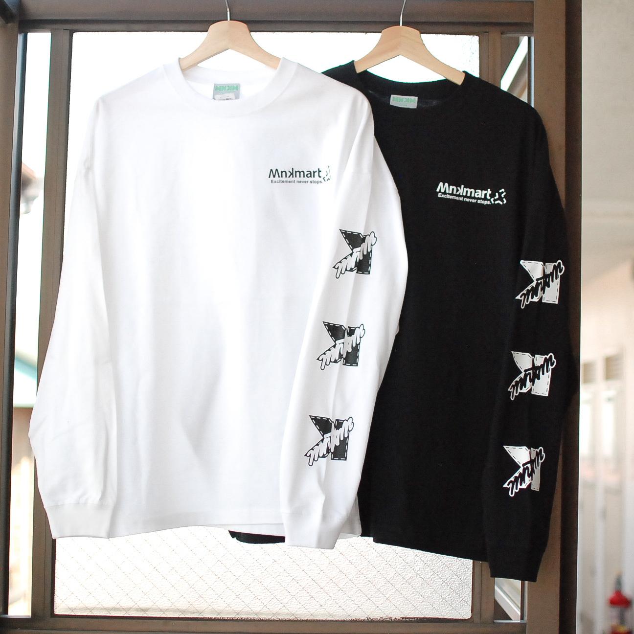 【UNISEX】Mnkmart KKK Long Sleeve