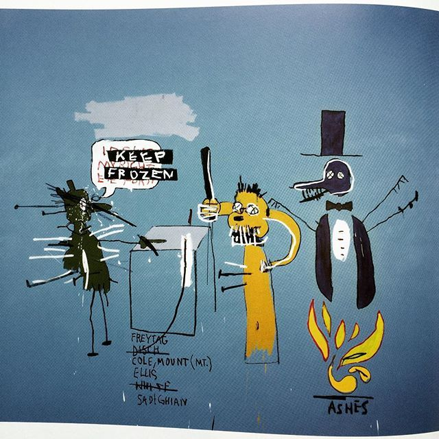 画集「Jean-Michel Basquiat 1960-1988」 - 画像3