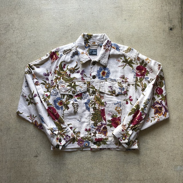Liz Wear Floral Jacket