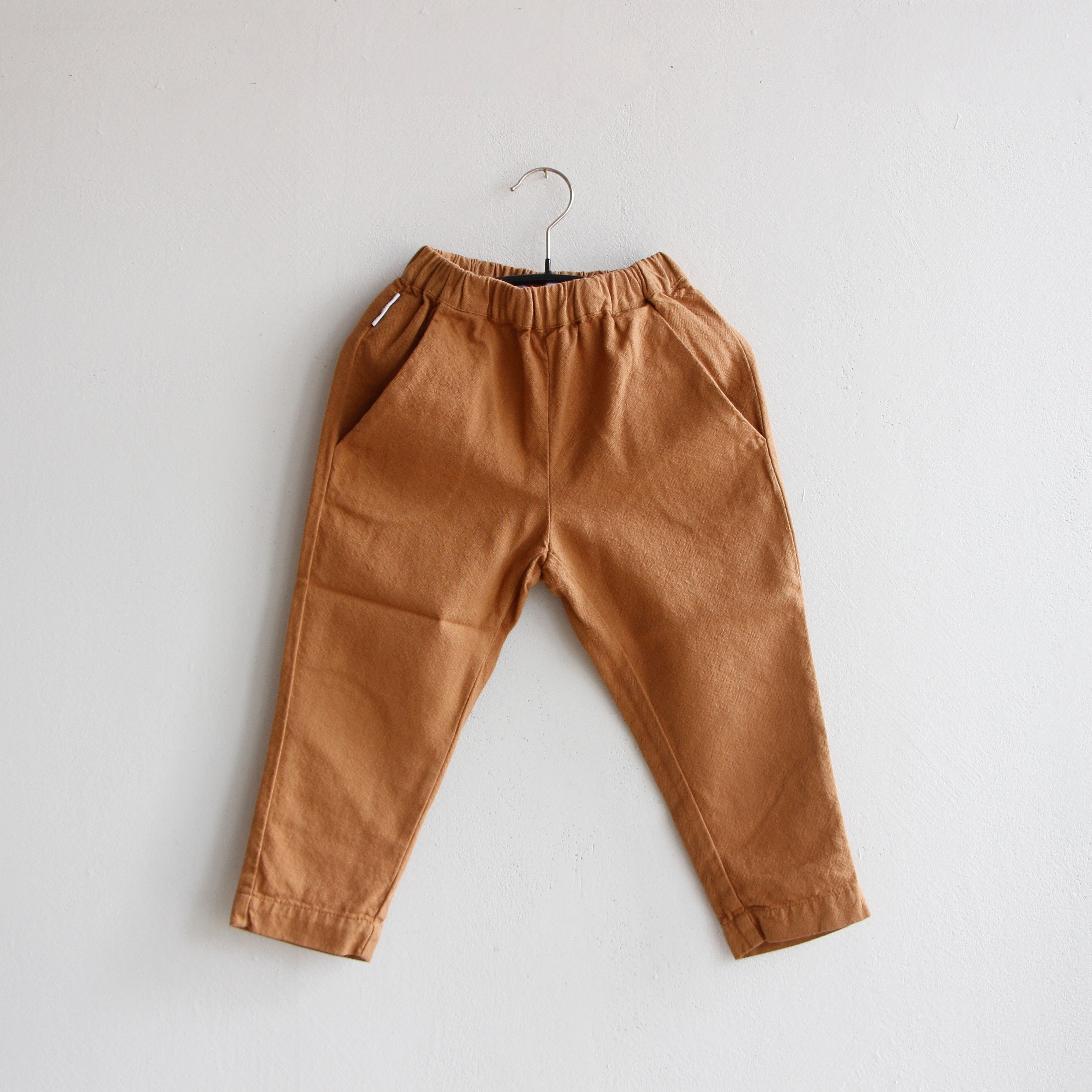 《MINGO. 2020AW》Tapered Trouser / Caramel
