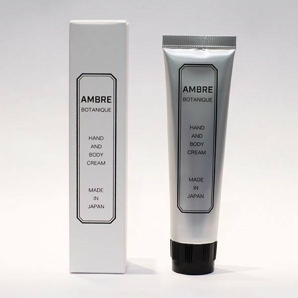 AMBRE ハンドアンドボディクリーム 30g