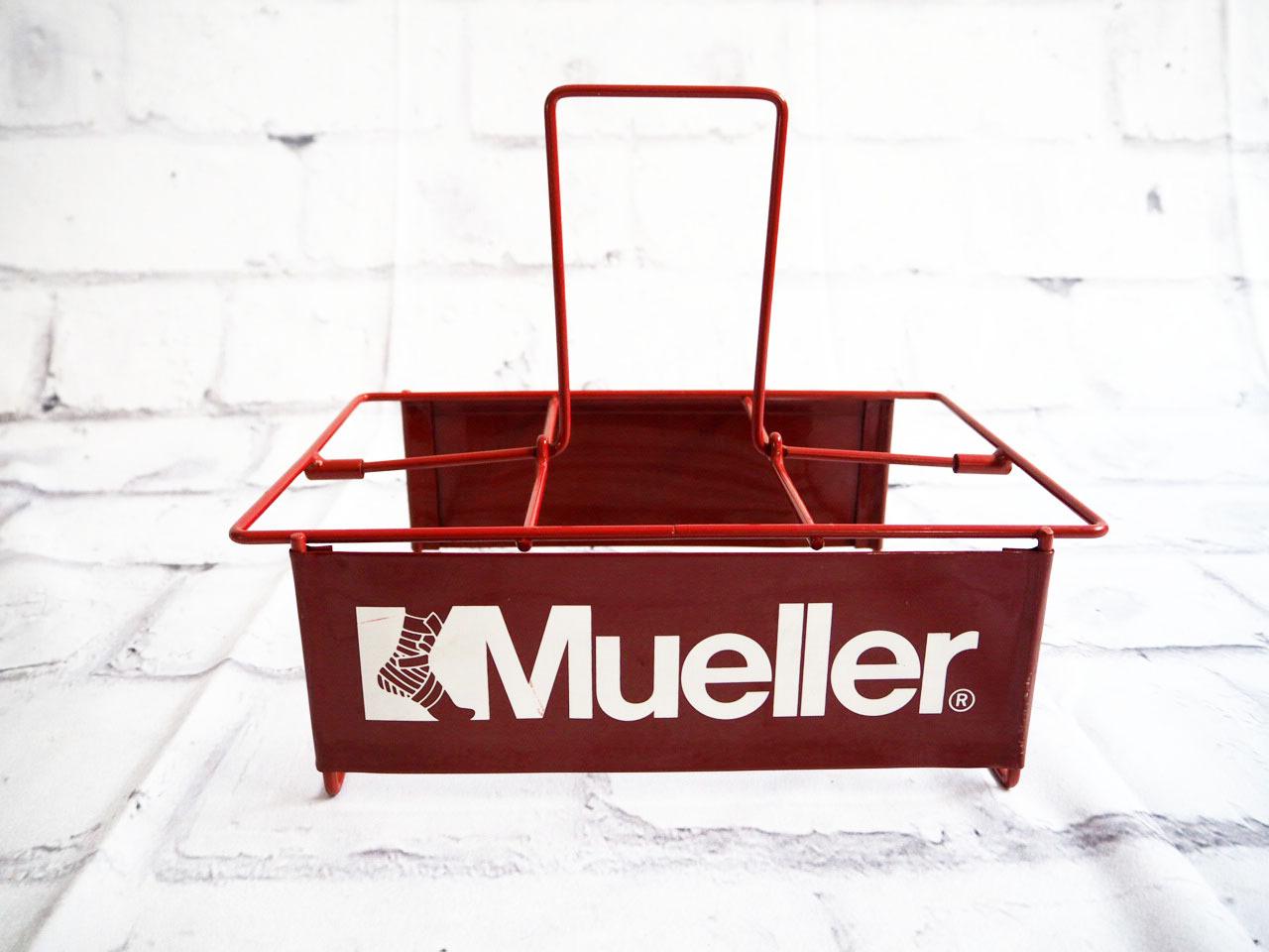 品番0813 ミューラー / Mueller ドリンクボトルケース ビールケース ヴィンテージ 012