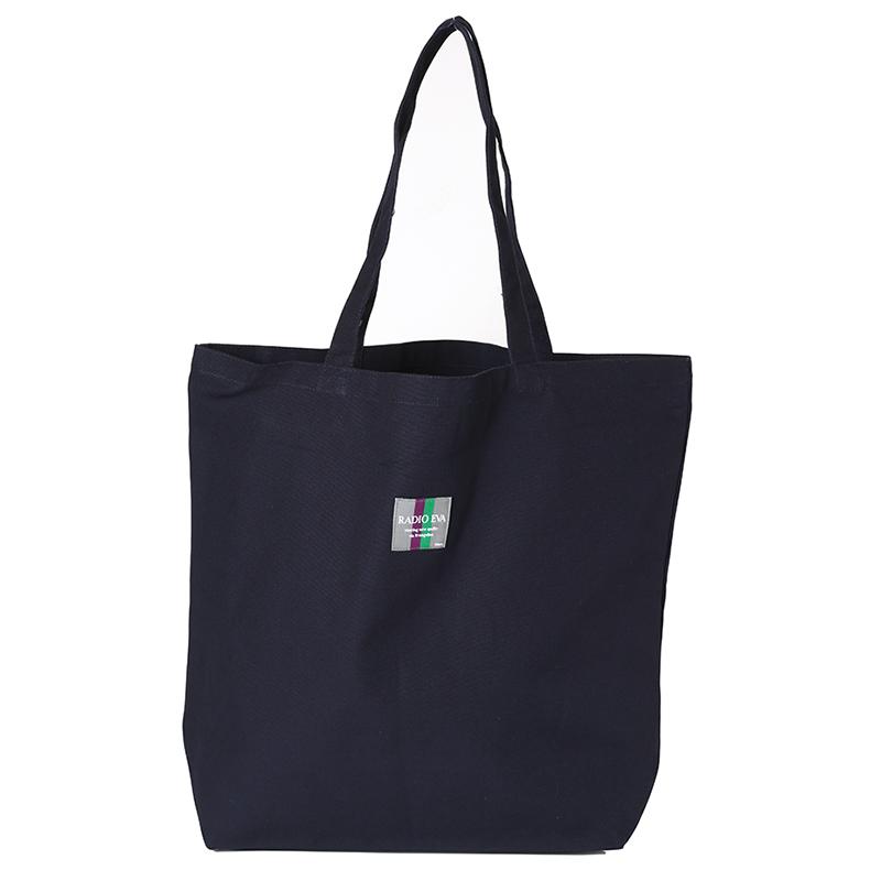 EVANGELION Numbering Tote Bag (ネイビー(カヲル)) / RADIO EVA