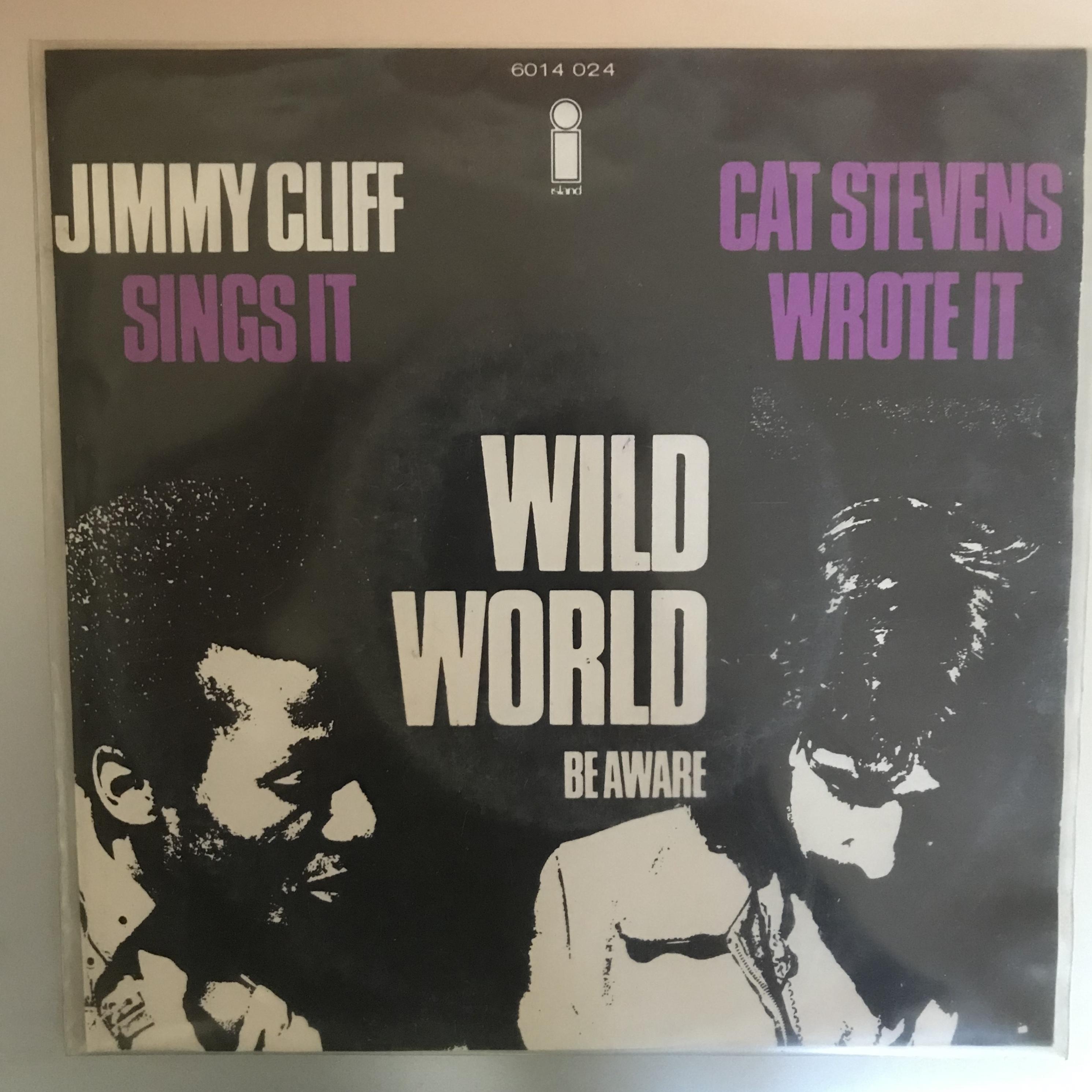 Jimmy Cliff - Wild World 【7-20549】