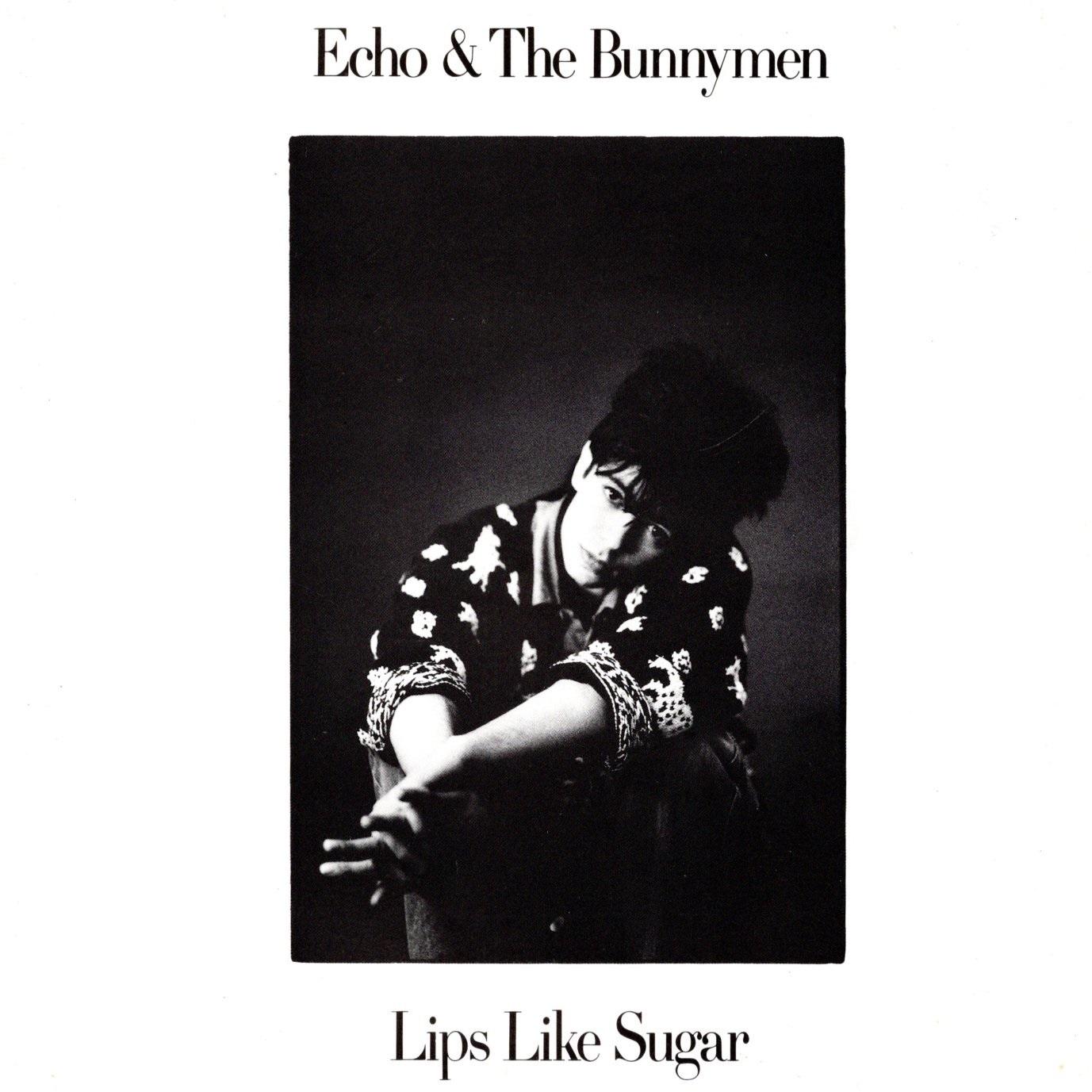 【7inch・英盤】Echo & The Bunnymen / Lips Like Sugar