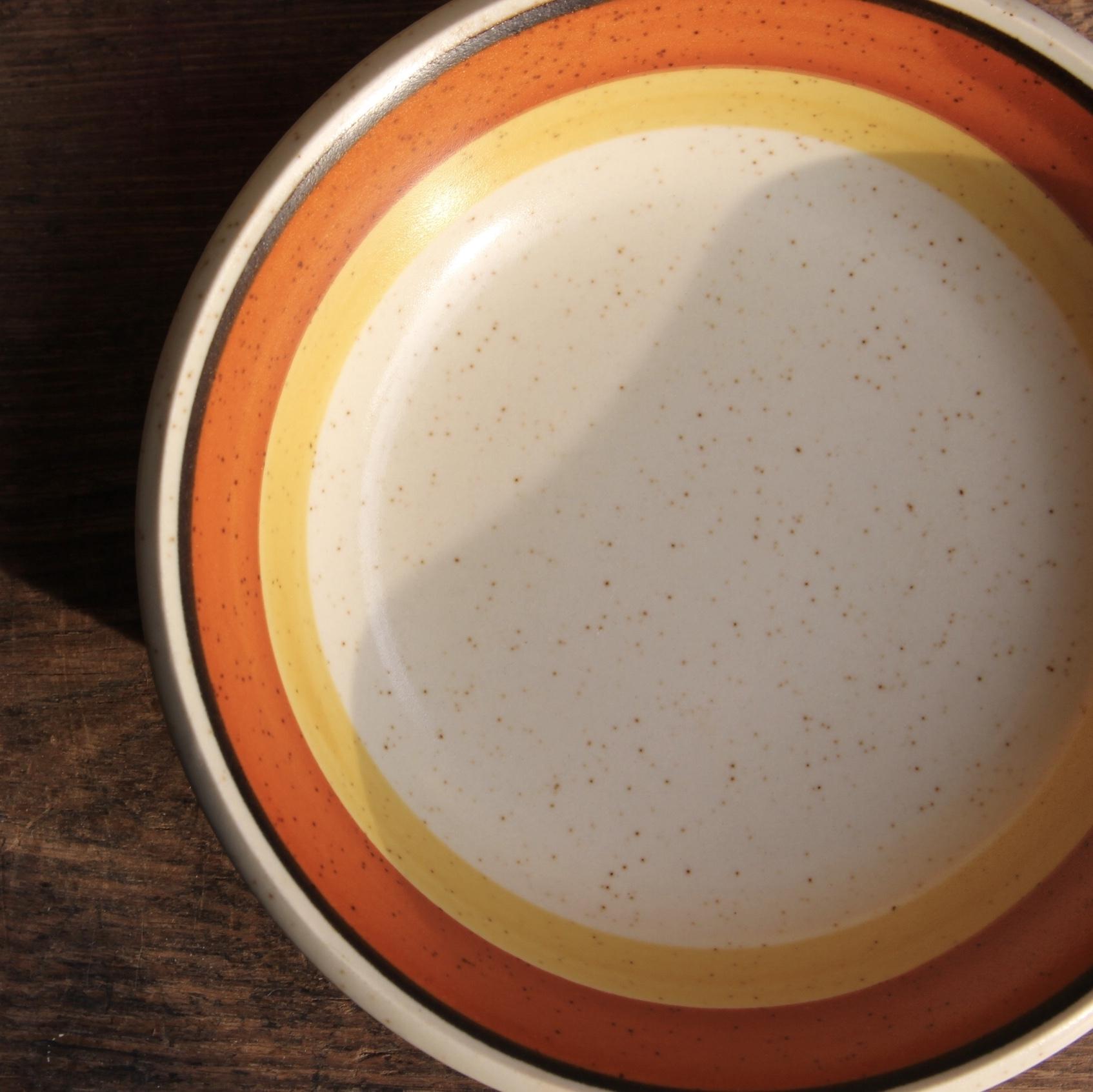 IMPERIAL ビタミンカラーのボウル皿 在庫1枚