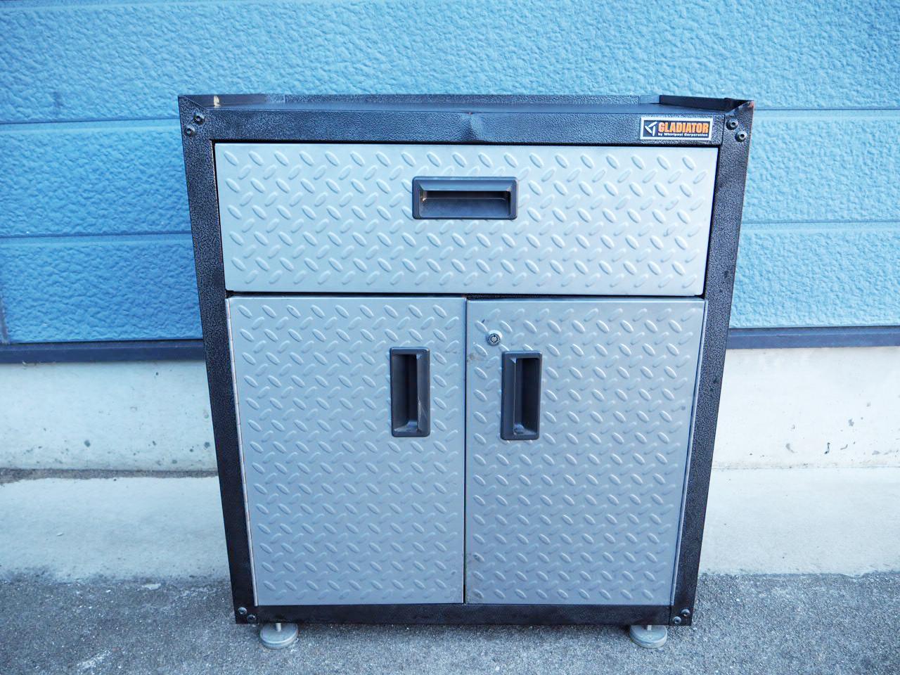 品番0662 GLADIATOR グラディエーター ツールボックス モジュラーギアボックス キャビネット  工具棚 アメリカン 雑貨