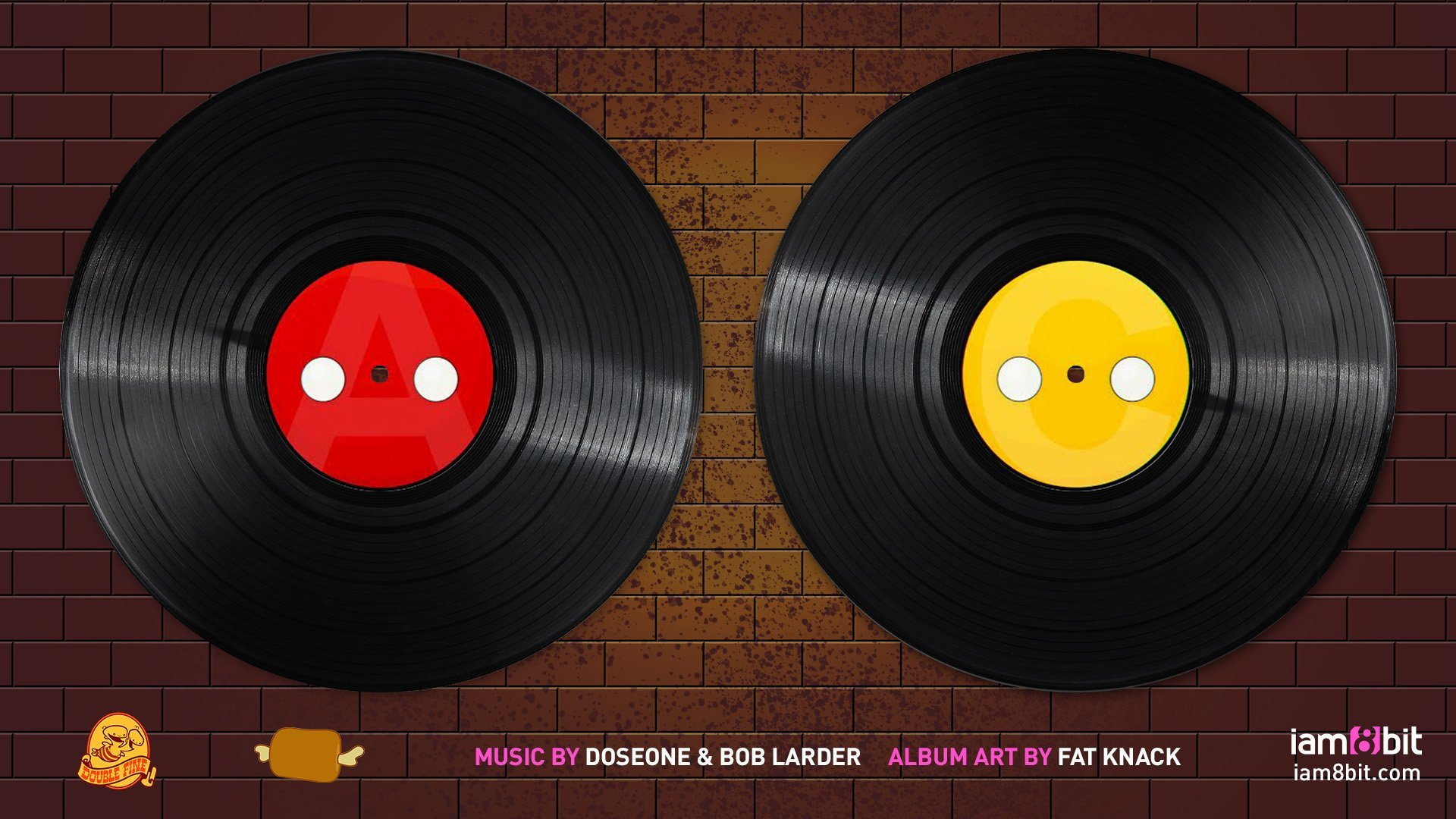 Gang Beasts/ギャングビースト サウンドトラック アナログ・レコードセット  - 画像5