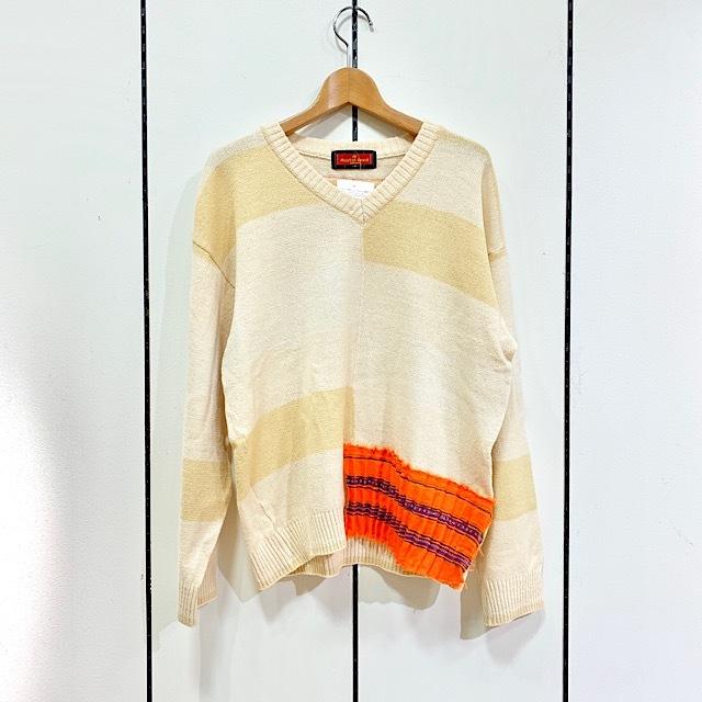 drm-062 メンズ  Vネックセーター