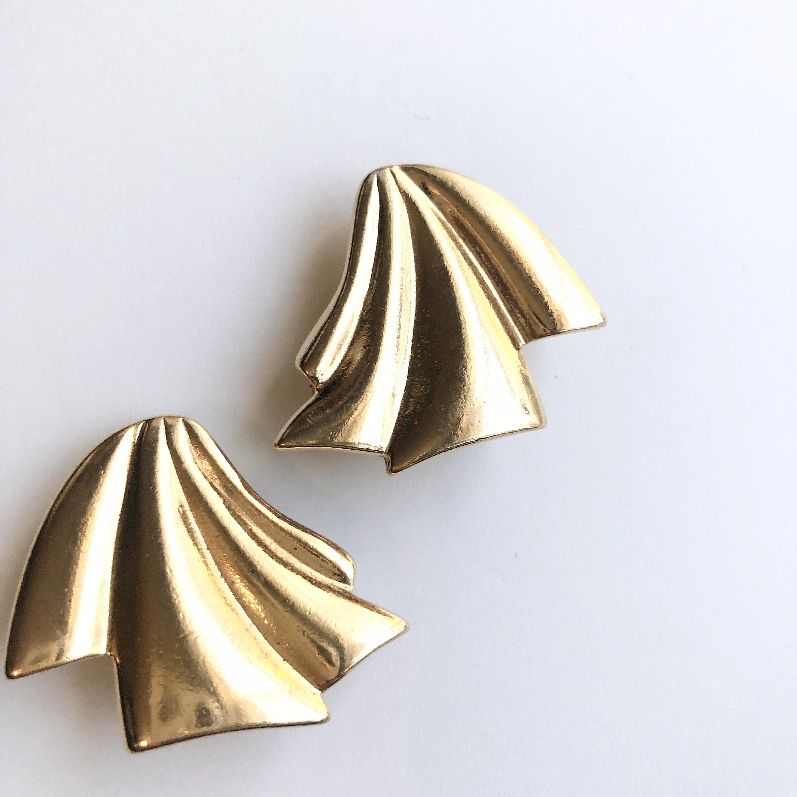 Vintage earrings X-008