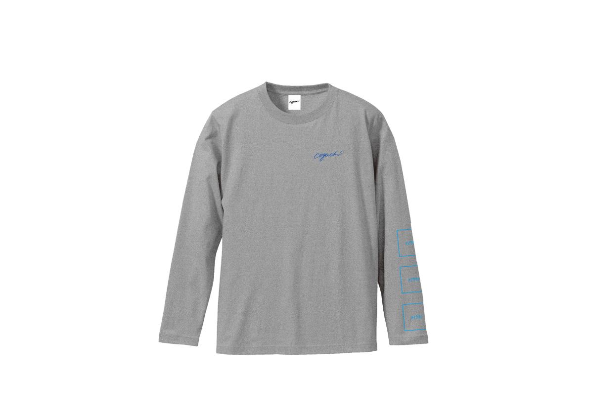 1991 Long T-shirt(gry/blu)