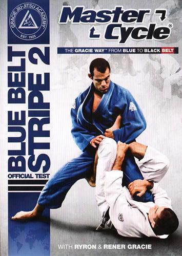 マスターサイクル: ブルーベルトストライプ2  Master Cycle: Blue Belt Stripe2
