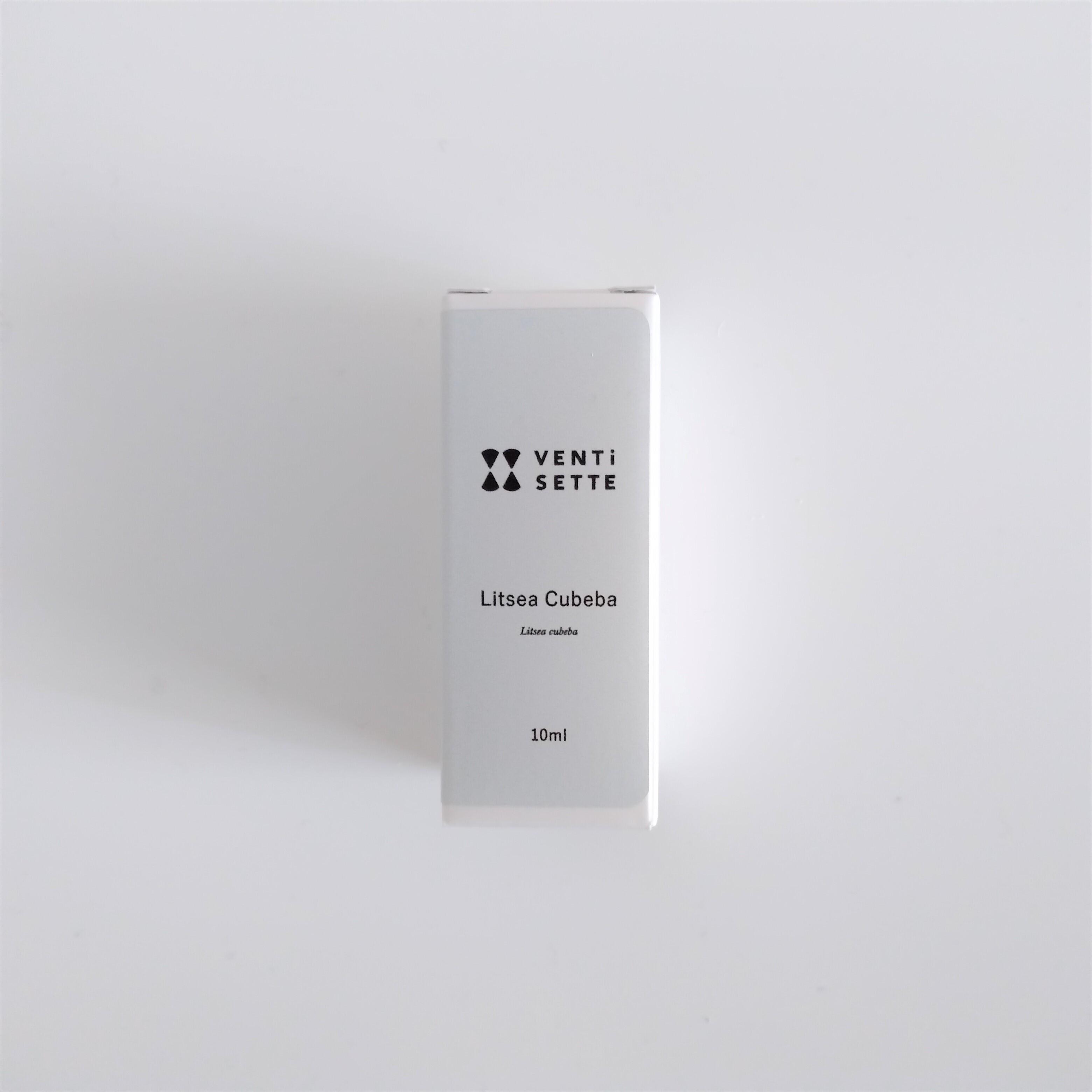 リッツァクベバエッセンシャルオイル 10ml