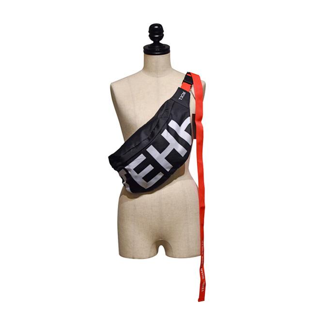 T3CM / lumbar bag / Black