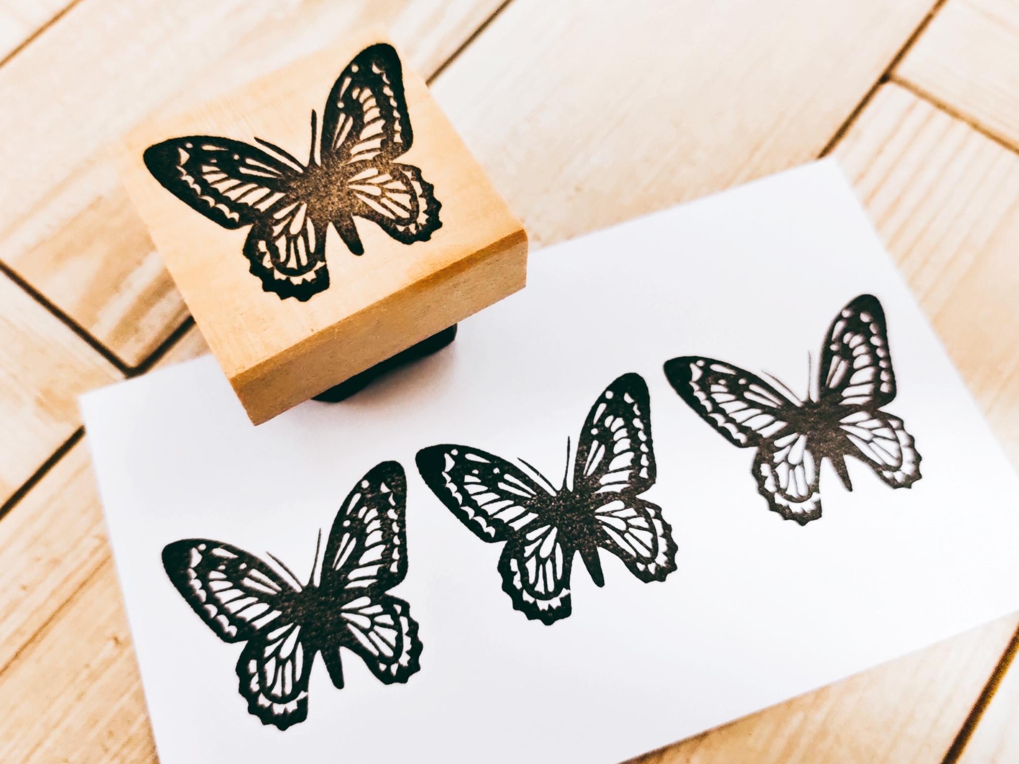 空想のなかの蝶々①