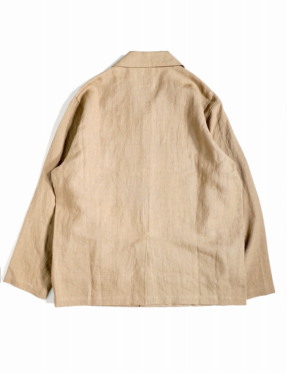 Linen Canvas Jacket