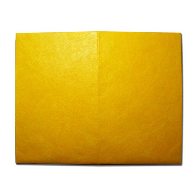 LIXTICK PAPER CARD HOLDER – BANANA YELLOW  / LIXTICK