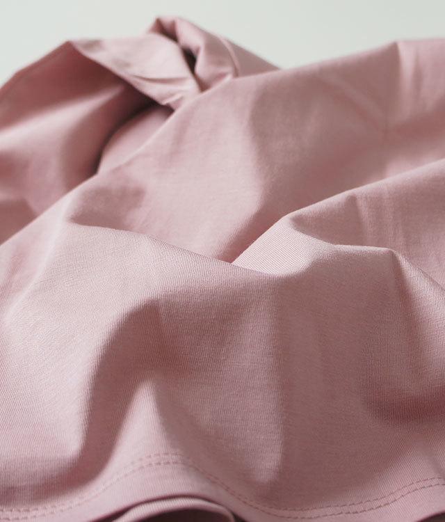 NARU ナル 前後2WAY7分袖カットソー レディース Tシャツ 7分袖 無地 春 夏 秋 冬 通販 【返品交換不可】 (品番628200)