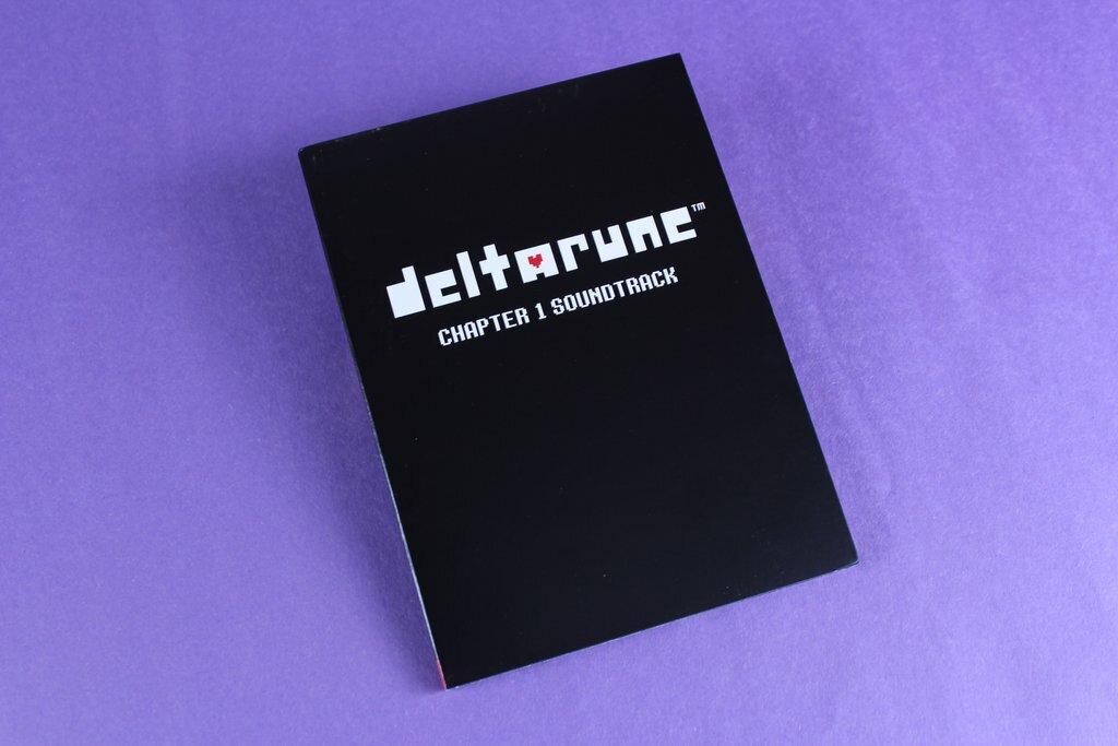 「DELTARUNE」Chapter 1 サウンドトラック(日本語版) / DELTARUNE