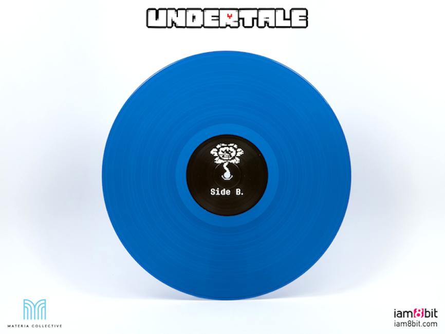 【UNDERTALE(アンダーテイル)】レコード・セット(2LP+MP3ダウンロード) - 画像4