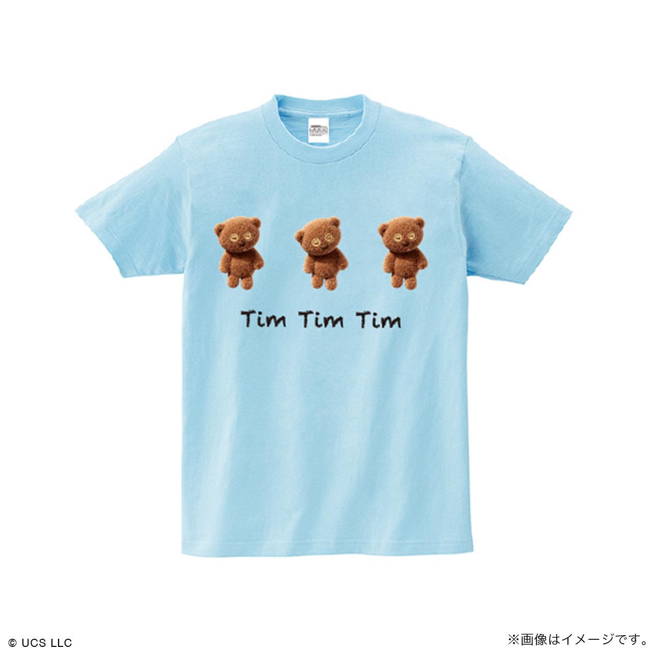 キッズTシャツ/ミニオン(Tim Tim Tim ブルー)【MINIONS POP UP STORE 限定】