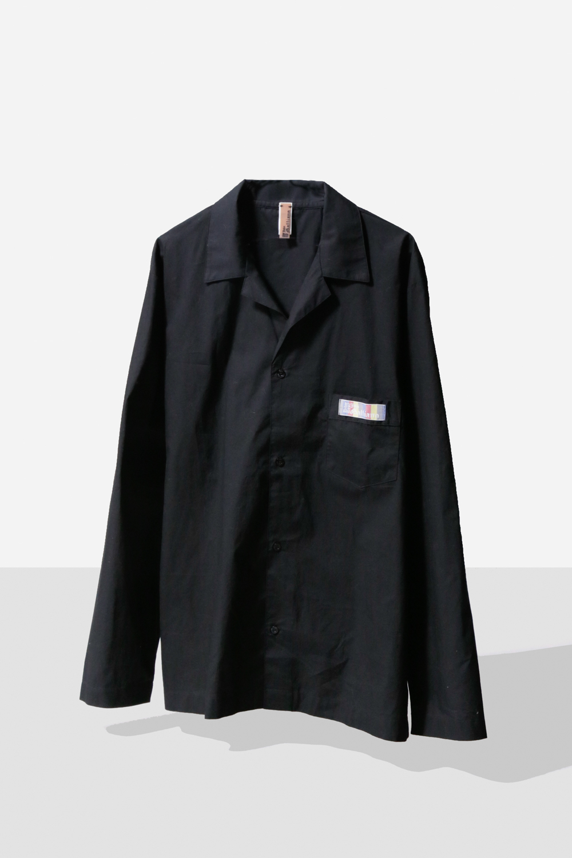 "00's ""John Galliano"" Open Collar Shirts"