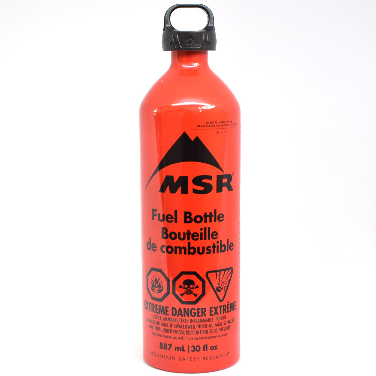 MSR FUEL BOTTLES 燃料ボトル 30oz(887ml)