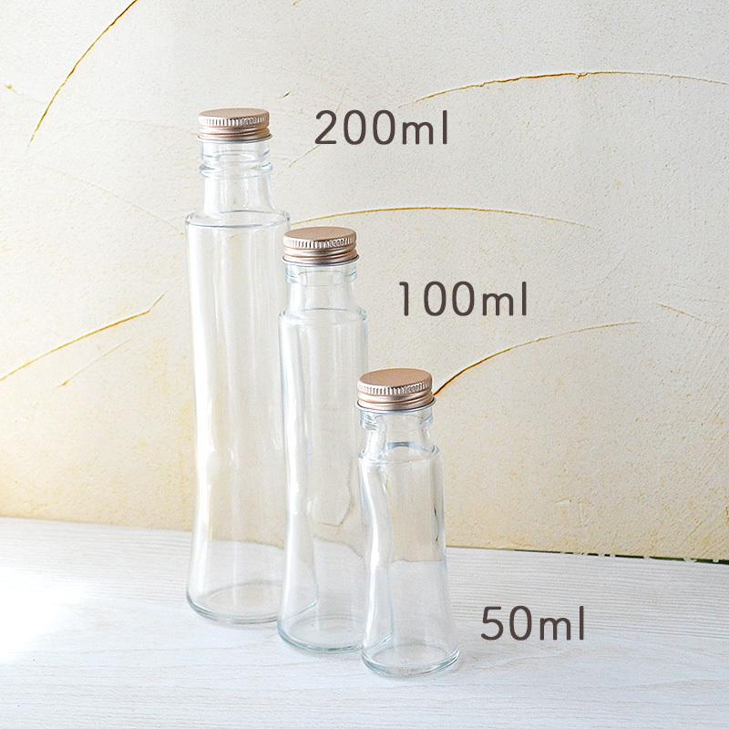 ハーバリウム用 200ml タワー型ビン