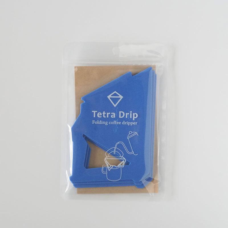 MUNIEQ Tetra Drip 02P B ミュニーク テトラドリップ02ポリプロピレン ブルー
