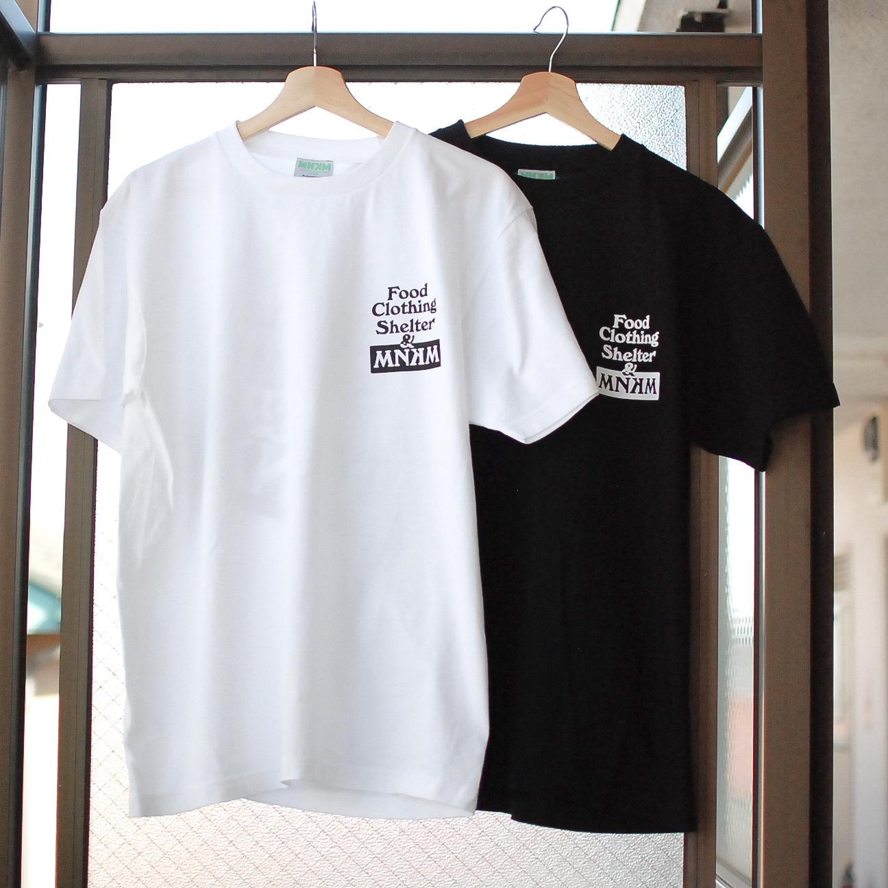 【UNISEX】FCS&MNKM T-shirt