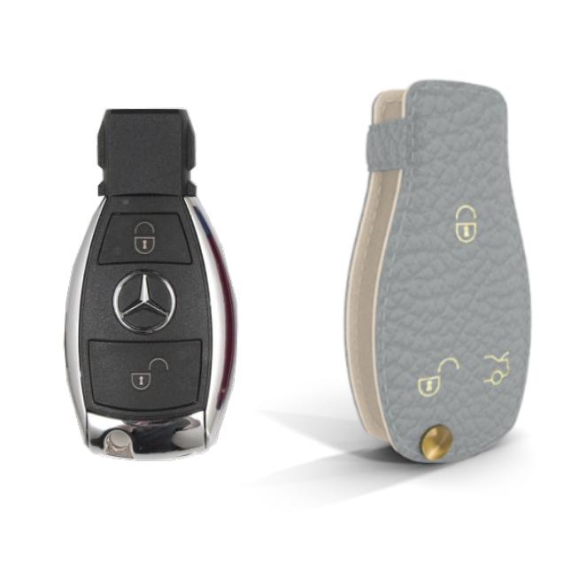 Mercedes Benz 専用 TypeA-1 Car Key Case Shrink Leather Case