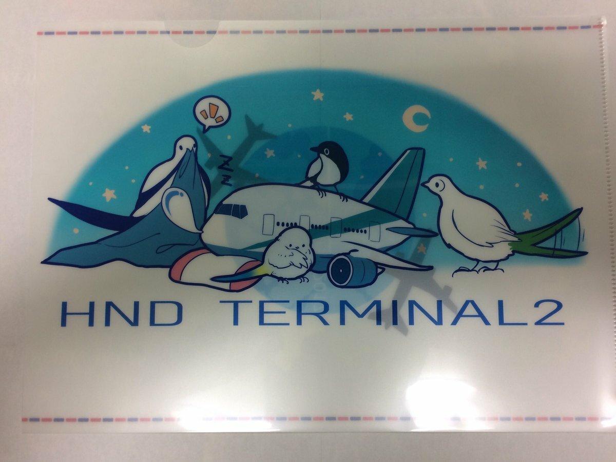 shino design/鳥さんクリアファイル