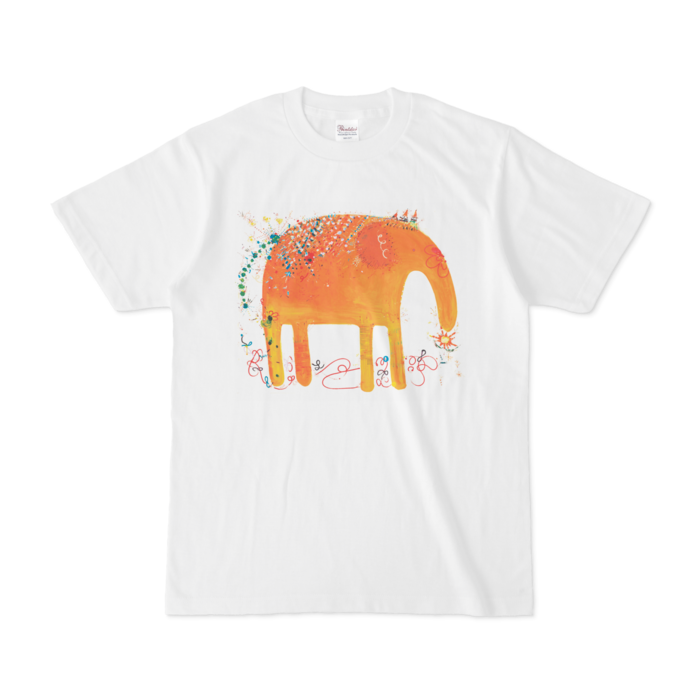 旅するゾウさん -Tシャツ- S/M/L/XL