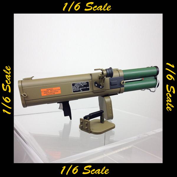 【00914】 1/6 M202 ロケットランチャー
