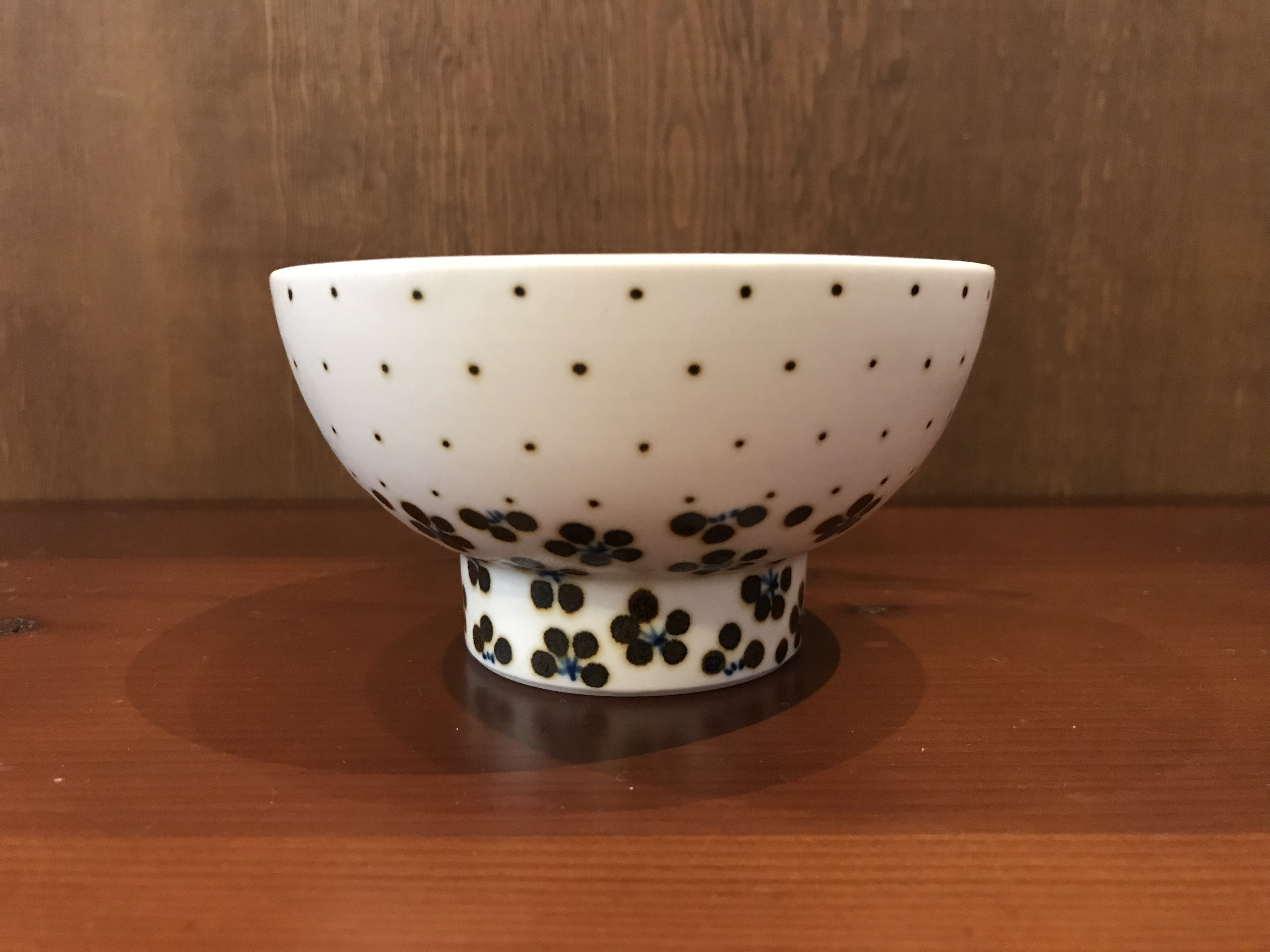 砥部焼  すこし屋 茶碗(小)  ミックス柄