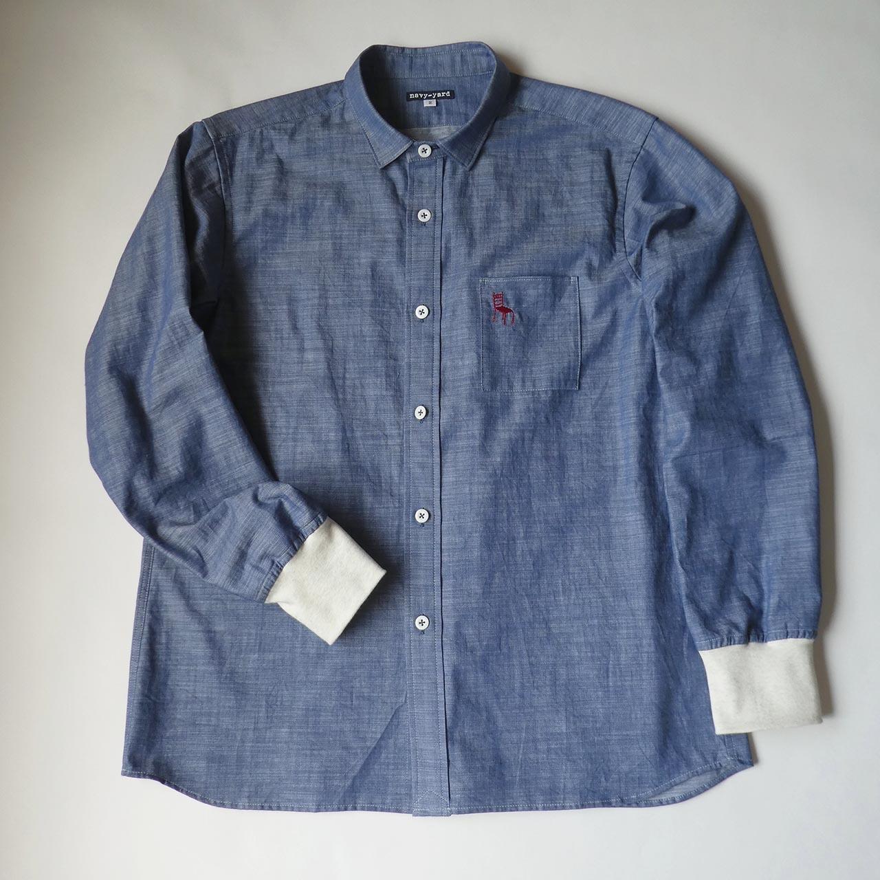 HOME ワークシャツ サイズ3(大きいサイズ)