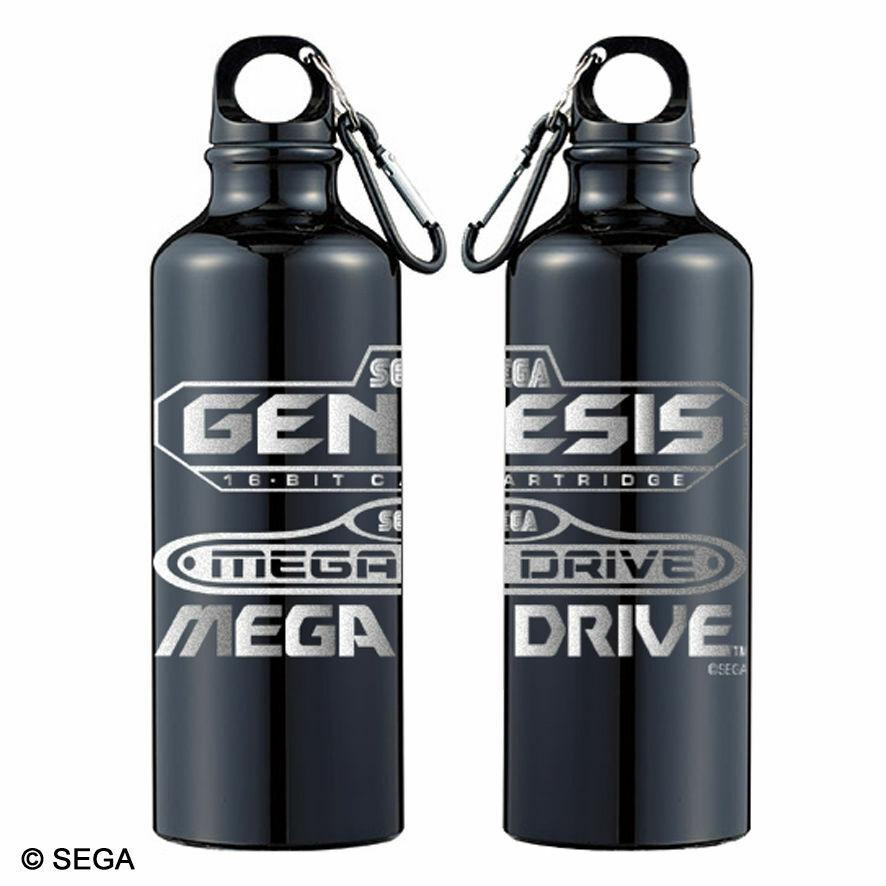 MEGA DRIVE x GENESIS ドリンクボトル / GAMES GLORIOUS
