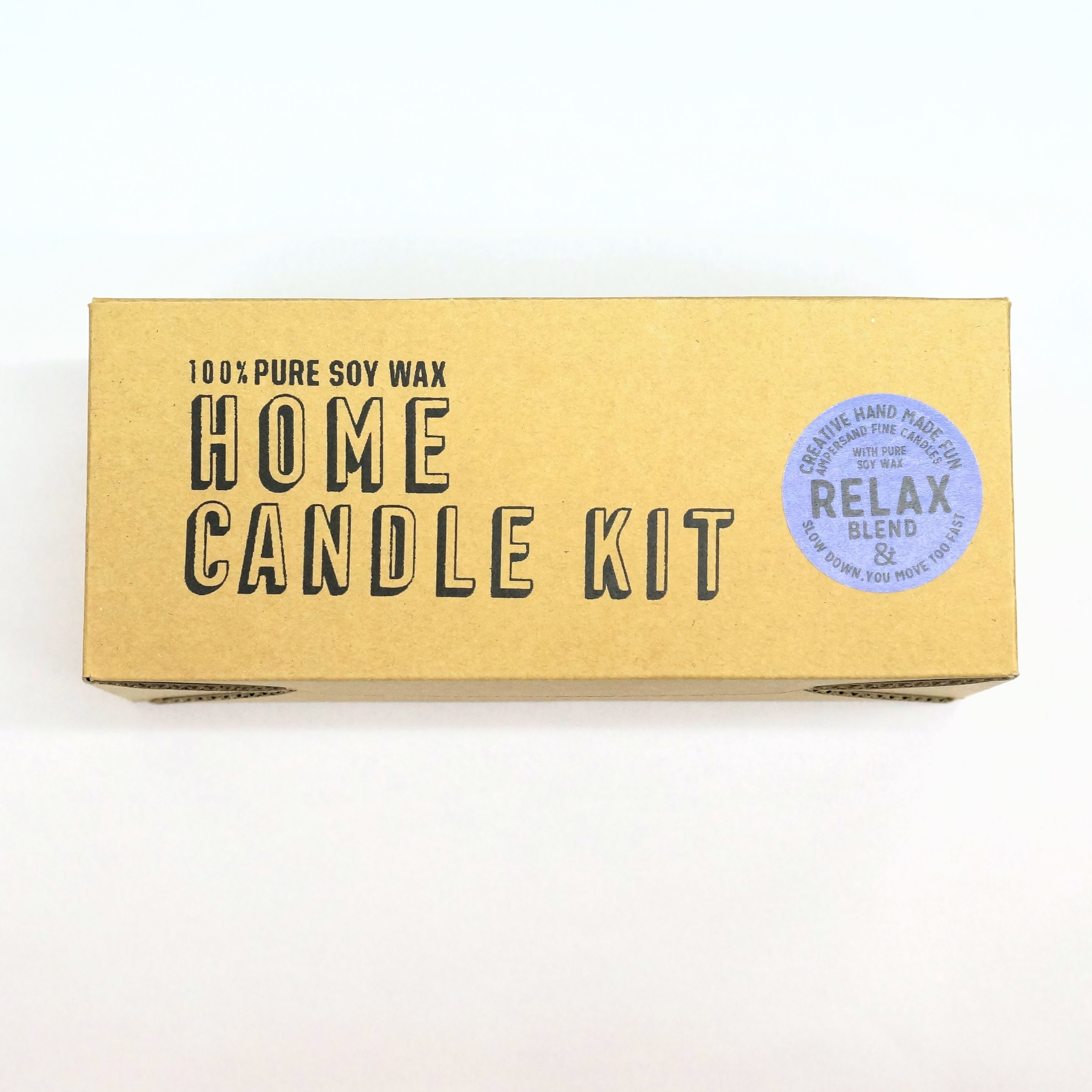 Home Candle Kit-RELAX- キャンドル Candles - 画像1