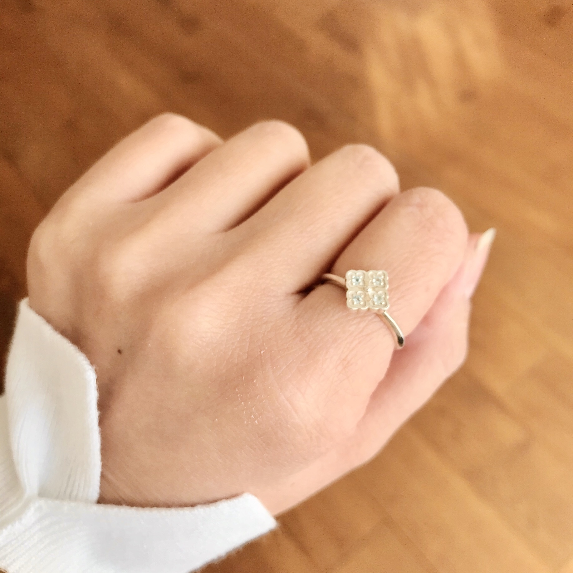 Bouquet Ring ✧SV925✧