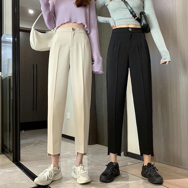 センターパートフォーマルパンツ【center part formal pants】