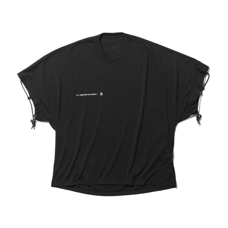 740CUM2-BLACK / コード カイトTシャツ