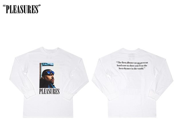 Pleasures × Big Punisher|BEWARE L/S T-SHIRT