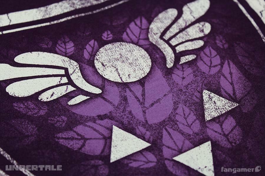 DELTARUNE シャツ / UNDERTALE ( アンダーテイル )