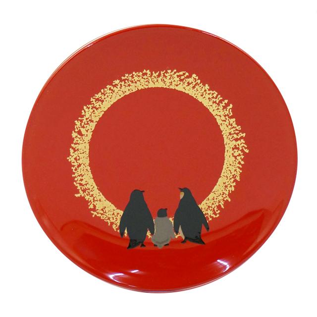 豆皿 命の歌 太陽マジック 家族のきずな ペンギン