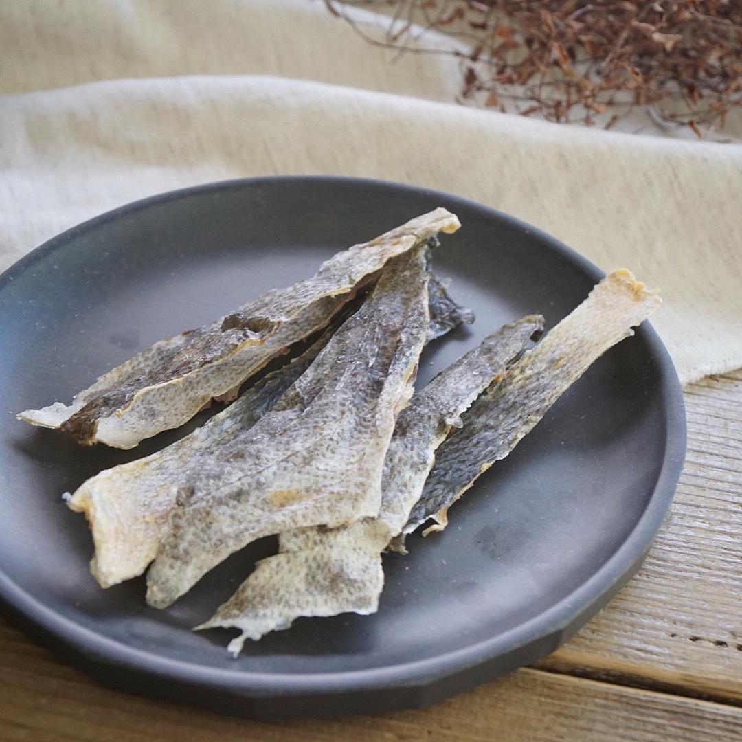 鱈皮チップ