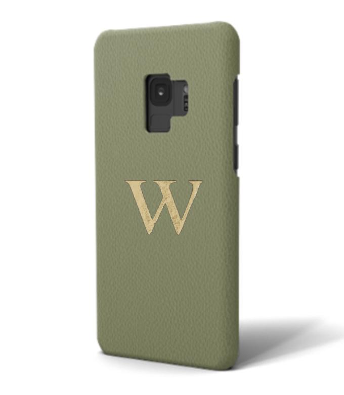 Galaxy Premium Smooth Leather Case (Green Tea)
