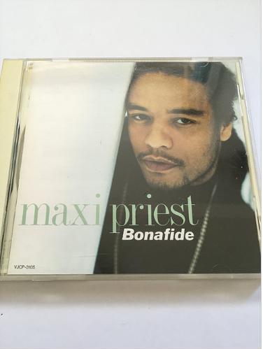 Maxi Priest (マキシプリースト) - Bonafide【 CD】
