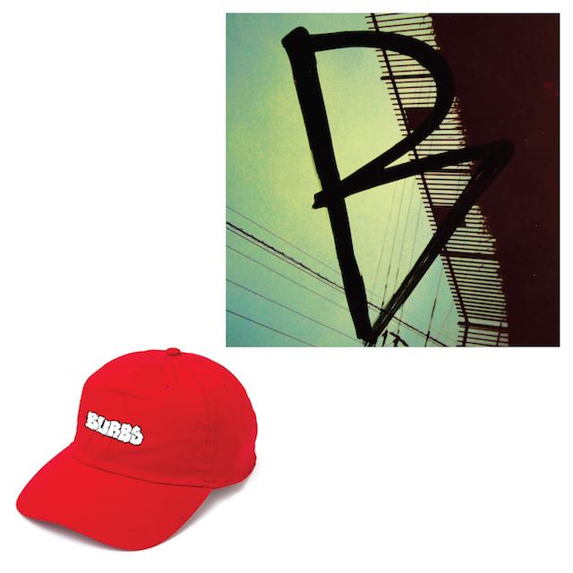 WWWTYO x SHINO/BURBS BALL CAP (RED) x CD SET