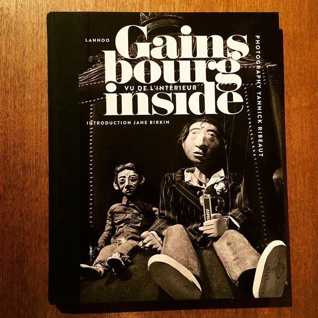 写真集「Gainsbourg Inside: Vu De L'interieur」 - 画像1